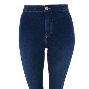 MOTO Rich Blue Joni Jeans W30L32